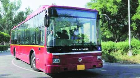 Fixing buses to fighting crime, a new role for old DTC mechanics
