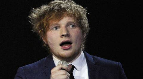 Ed Sheeran recently released his track titled 'Sing'. (Reuters)