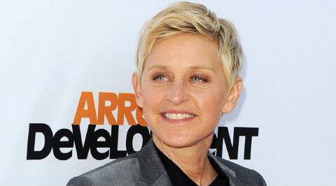 Ellen DeGeneres: I'm so excited about this show because I love finding really special pieces of furniture. (AP Photo)