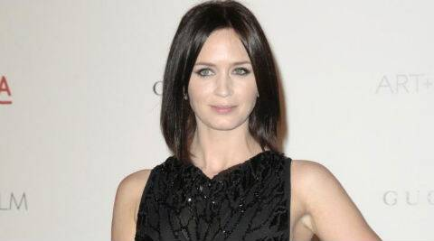 Emily Blunt will next be seen with Tom Cruise in 'Edge of Tomorrow'. (Reuters)