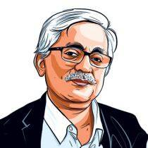 As the country, and journalism, changed, TVR Shenoy never seemed overtaken