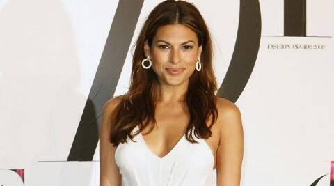 Eva Mendes says jeans are her worst nightmare. (Reuters)