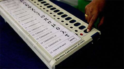 up polls, assembly elections, punjab polls, uttarakhand polls, 2017 polls, evms, Electronic Voting Machine , polling booths, india news, latest news