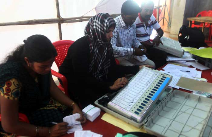 Stage set for 6th phase of polling
