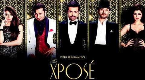 The film is about Himesh Reshammiya and Honey Singh after they are embroiled in the murder investigation of a sex symbol.