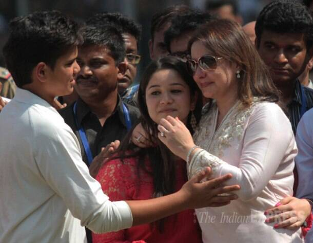 Flashback: Sachin Tendulkar's emotional moments with wife Anjali, daughter Sara and son Arjun