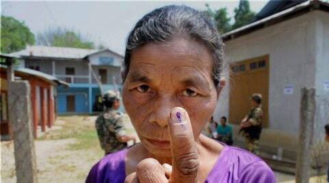 A total of 29,26,762 electorate will cast their vote on Saturday. (PTI)