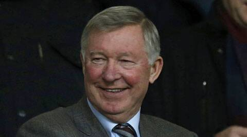 Former Manchester United manager Alex Ferguson. (Reuters)