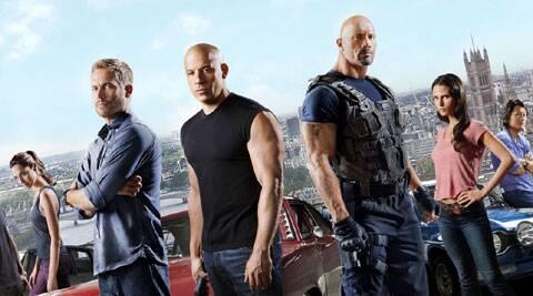 'Fast and Furious 7' resumes production.