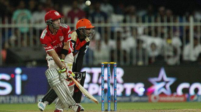 IPL 7: Another Maxwell show