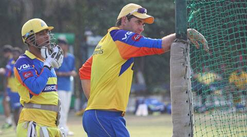 Stephen Fleming hoped that his side would settle down once the tournament begins on Wednesday (File)