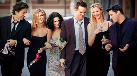 "Courteney Cox has denied reports that popular TV sitcom ""Friends"" will have a reunion."