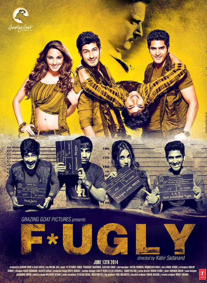 First look: Boxer Vijender Singh in 'Fugly'
