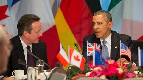 Obama spoke with member countries about the alarming situation in eastern Ukraine. (Photo: AP)
