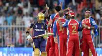 IPL 7 Live Cricket Score, KKR vs RCB: RCB strong in chase against KKR