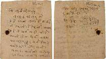 Mahatma Gandhi's letters auctioned for Rs 11.5 and Rs 9 lakh