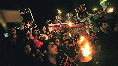 The gangrape had sparked protests across the capital. (Archive)