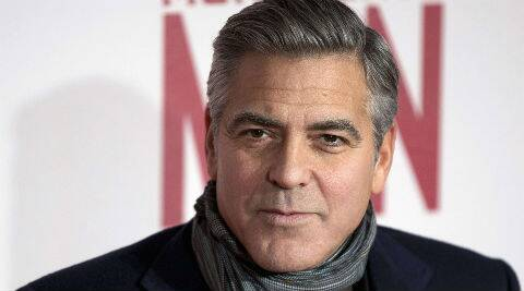 In 2010, George Clooney helped found the Satellite Sentinel Project. (Reuters)