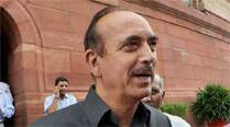 Azad floats idea: 'PDP-NC-Cong coalition govt will be stable'