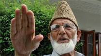 Geelani claims a bunch of lies: BJP