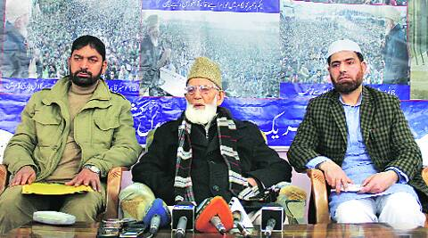 The PDP has also accused the ruling NC of aiding the separatists in their calls for an election boycott.