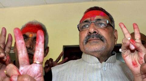 FIR against Giriraj Singh for Modi-Pak remark, BJP pulls him up