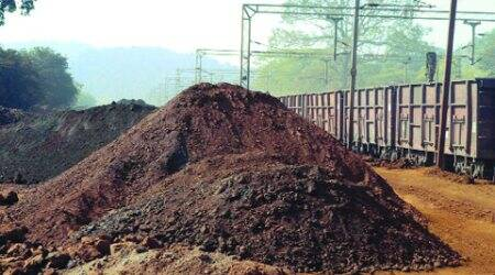 10 million tonnes of iron ore in Goa fails to find takers