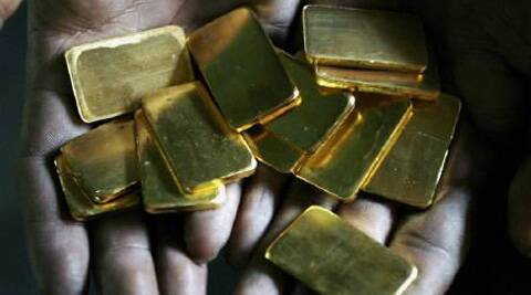 The man had swallowed the 12 gold biscuits to smuggle them into the country from Singapore 10 days ago.