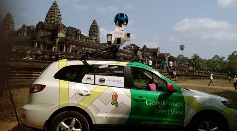 Of late Google has been using this technology of its to bring a lot of monuments across the world to life. (Photo: IE)