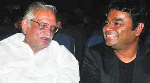 Musical  liaison: Gulzar  with  A.R. Rahman