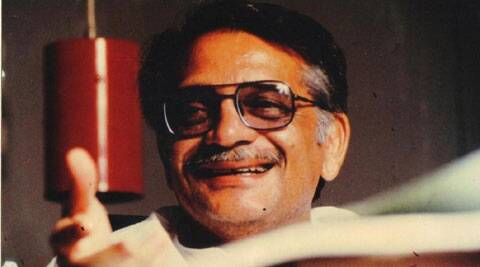 Gulzar is also credited with having created a new type of stanza in Urdu poetry named 'Triveni' (stanza of 3 lines).