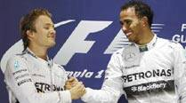 Nico Rosberg to 'clear-the-air' with Lewis Hamilton