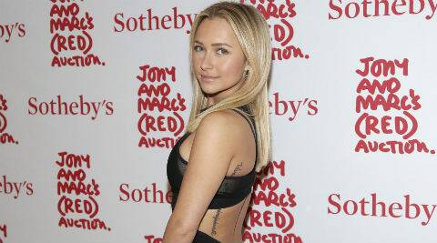 Hayden Pann  played the indestructible cheerleader Claire Bennet in 'Heroes'. (Reuters)