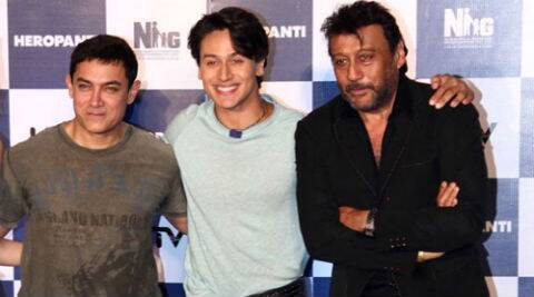 Jackie Shroff says Tiger's 'Heropanti' trailer looks fantastic.