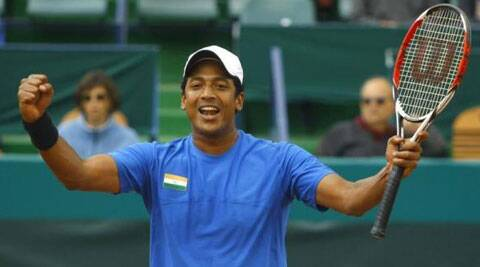 Bhupathi sounded positive about India's chances against Serbia. (Reuters File)