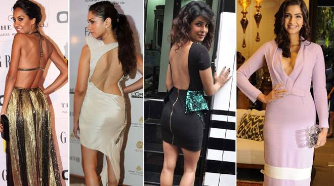 Photos: Bollywood beauties Deepika, Katrina, Priyanka, Lisa go risque