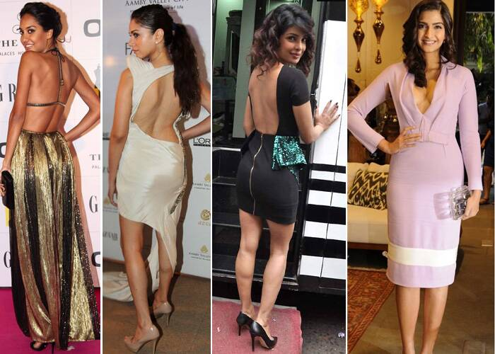 Bollywood beauties Deepika, Katrina, Priyanka, Lisa go risque