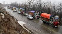 Four dead as mini truck falls into gorge on Jammu-Srinagar highway