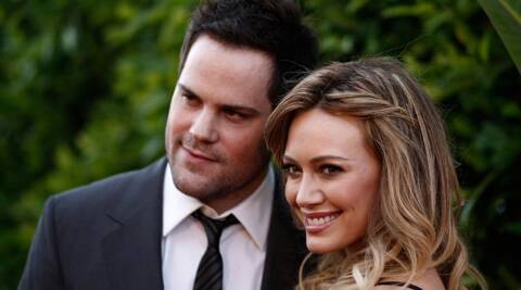 Hilary Duff is reportedly planning to give her estranged husband Mike Comrie another chance.