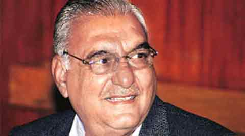 A large number of voters belonging to Bhupinder Singh Hooda's home turf Rohtak, boycotted polling following a dispute with the residents of neighbouring village Bhakli.