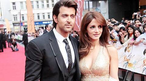Hrithik Roshan and Sussanne, who had announced their separation last year, have filed for divorce.
