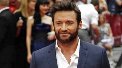 Hugh Jackman said he admires the vocal skills of Michael Fassbender and James McAvoy. (Reuters)