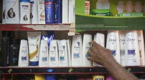 Hindustan Unilever made a net profit of 8.7 billion rupees (3.4 million) for the quarter ending March 31.