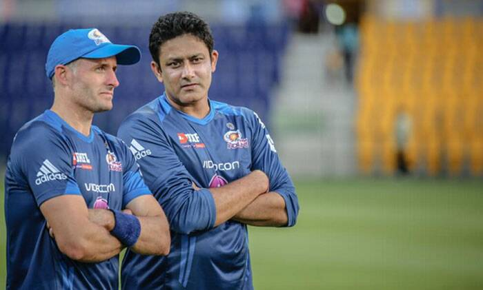 As far as the Mumbai unit is concerned, there is enough experience in their ranks. An experienced coaching staff and Sachin Tendulkar's presence in and around the nets (Twitter)