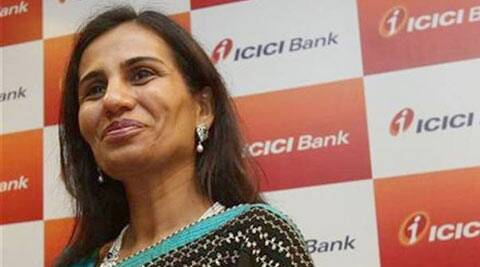 Chanda Kochhar-led ICICI Bank's income was Rs 14,616 crore in Q1