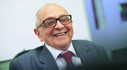"""In this Idea Exchange moderated by Editor (Legal Affairs) Maneesh Chhibber, constitutional expert Fali Nariman talks about why the idea of a Lokpal selection panel is """"absurd"""", calls the collegium system of appointing judges """"hopeless"""" and says Manmohan Singh """"has failed us"""".   Tashi Tobgyal"""