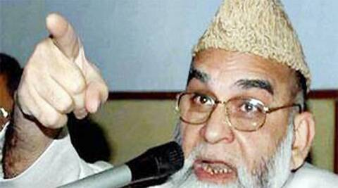 Syed Yahya Bukhari, the younger brother of Shahi Imam of Jama Masjid Syed Ahmed Bukhari on Thursday opposed any decision to endorse the ruling party.