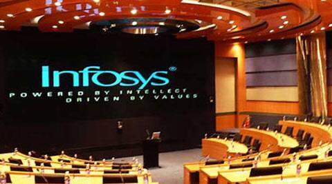 Infosys reported a revenue of Rs 12,875 crore as compared to Rs 10,454 crore in the corresponding period a year ago. (AP)