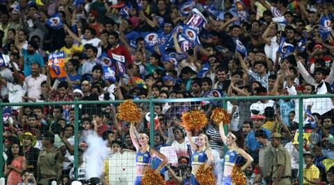 The tickets are selling like hotcakes with the seventh edition of the IPL scheduled to commence from April 16. (IE Photo)