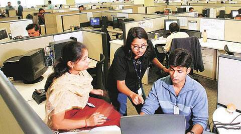 India's top IT companies are largely positive on the new fiscal with most of them reporting strong pipeline.
